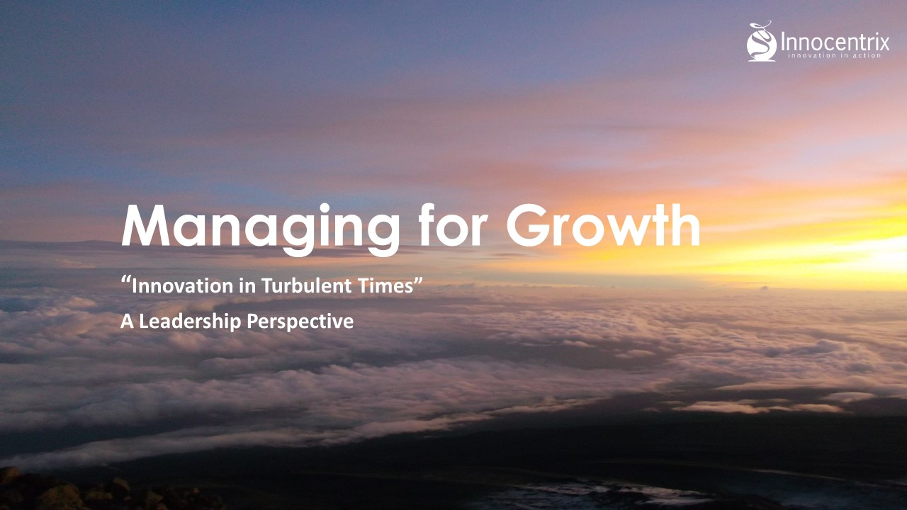 Managing for Growth Report 2017-2018